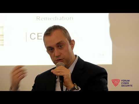 Forum Cybersécurité : Keynote de la Société Générale