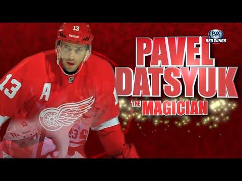 Pavel Datsyuk - 13 Magical Qualities