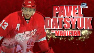 Pavel Datsyuk - 13 Magical Qualities