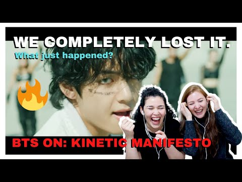 Musicians React to BTS (방탄소년단) 'ON' Kinetic Manifesto Film : Come Prima