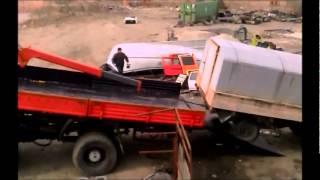 MAN 14.192 Манипулятор 1982г.в. Калининград(, 2012-04-25T19:33:06.000Z)