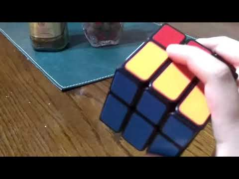 Enseñanza del cubo Rubik