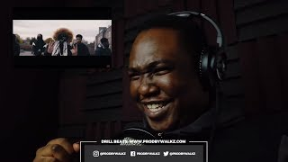 (CGM) Sav'O x ZK x Digga D   No Porkies  | @MixtapeMadness (REACTION)