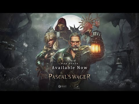 Pascal's Wager Launch Trailer