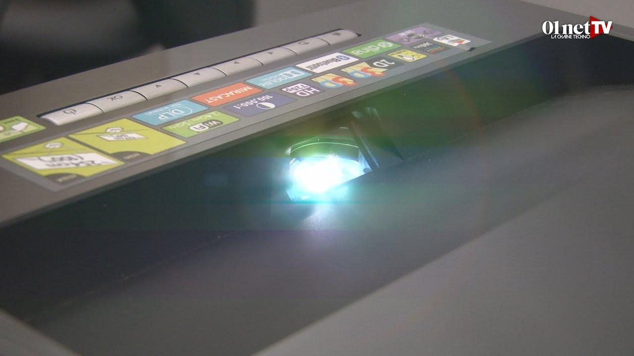Videoprojecteur Avec Tuner Tv test du screeneo hdp1590tv de philips : un vidéoprojecteur à focale  ultra-courte
