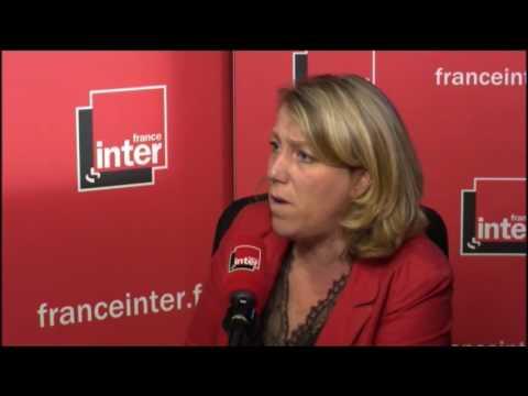 Danielle Simonnet invitée de la Matinale de France inter le 5 juin 2017