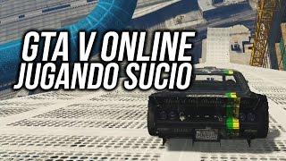 GTA V ONLINE : ESTOY HARTO