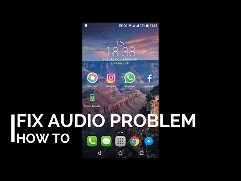 How to fix all Audio/Speaker/Microphone problems in Android || Sound About Mp3