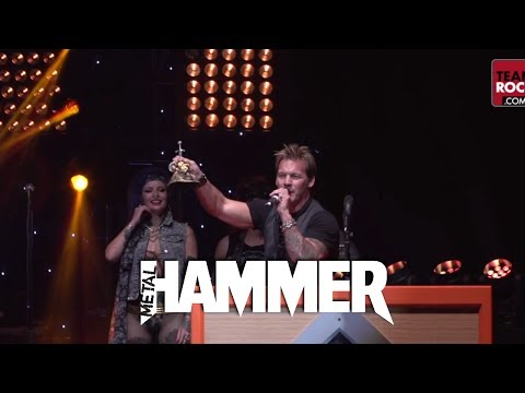 Metal Hammer Golden Gods - Best UK Band - Iron Maiden | Metal Hammer