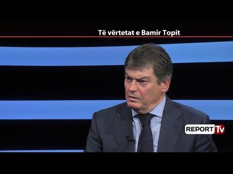 Report TV - Bamir Topi/Ja çfarë më kërkoi Dora Bokojanis dhe pse e refuzova