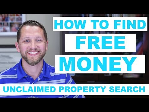 "<span class=""title"">🤑 HOW TO FIND FREE MONEY Unclaimed Property Search 🤑</span>"