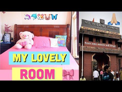 Cleaning My Room + Visiting Prati Shirdi Temple Pune | India | Neetu Life Vlogs