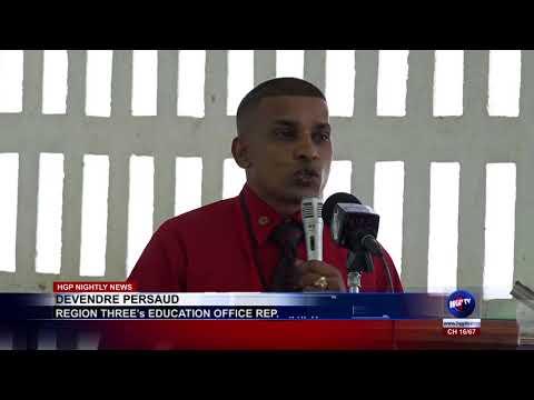 INDUCTION WORKSHOP FOR REGION 3 SCHOOL ADMINISTRATORS BEGINS