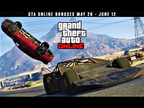 GTA ONLINE MAY 26th & 25th 2017 NEWSWIRE DETAILS & GUNRUNNING INFO! - News & Updates