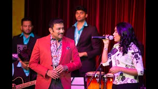 Oruvar Meethu Cover   Senthil Kumaran & Shagana   MGR   MSV   Ninaithathai Mudippavan