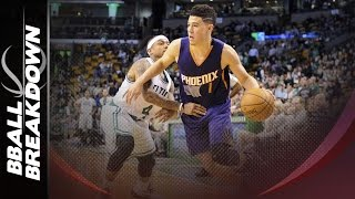 How Devin Booker of the Suns Scored 70 Points