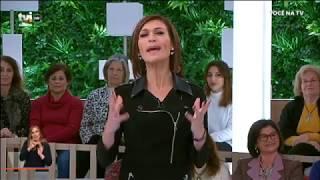 Fátima Lopes e Ruben Rua levam amor ao Você na TV! - Você na TV!