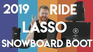 2019 Ride Lasso Snowboard Boots Review