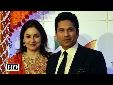 Anjali Tendulkar reacts on her husband's insult