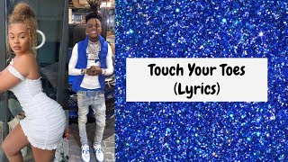 JayDaYoungan - Touch Your Toes feat. Mulatto (Lyrics)