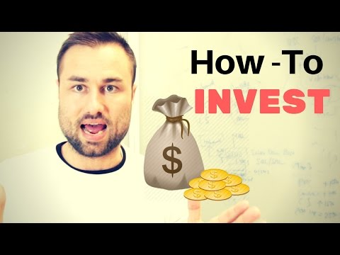 How To Invest Your Money The Smart Way