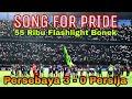 Merinding 55 Ribu Bonek Nyanyikan Song For Pride Akhir Laga Persebaya Vs Persija