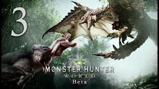 Monster Hunter Worlds Beta | En Español | Misión Experto