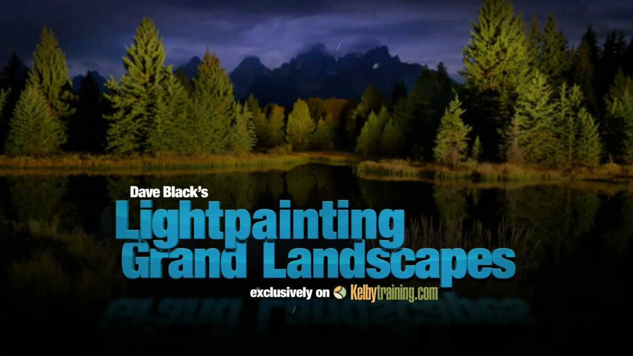 Dave blacks lightpainting grand landscapes youtube dave blacks lightpainting grand landscapes aloadofball Image collections