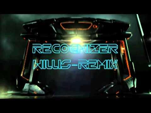 TRON : recognizer (willis-remix)