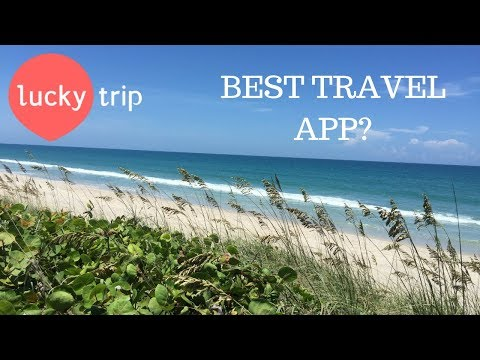 LET'S GET APPY - LUCKY TRIP REVIEW // HALYNASADVENTURES