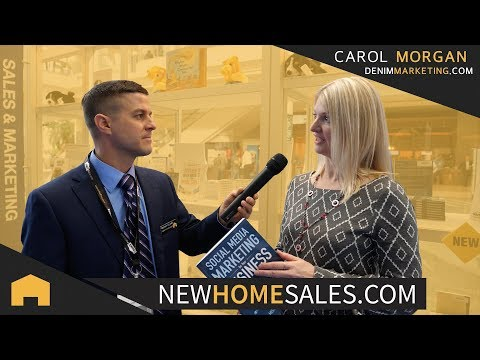Social Media Marketing for your Business by: Carol Morgan - Denim Marketing - Builder Show 2018