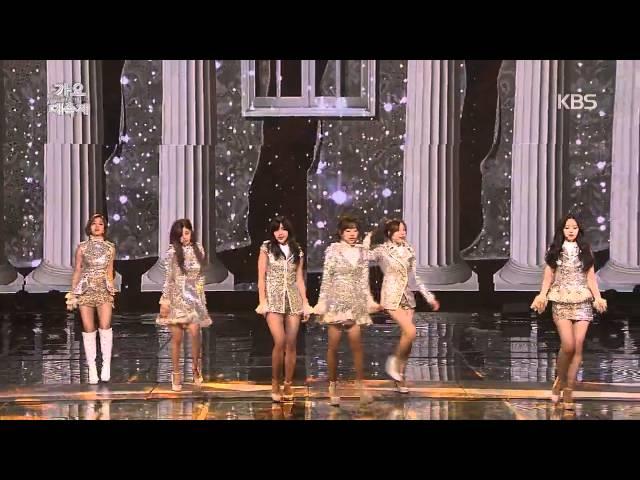 [HIT] KBS 가요대축제-에이핑크(Apink) - Mr. Chu.20141226