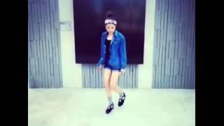 Gái xinh nhảy shuffle cực hay