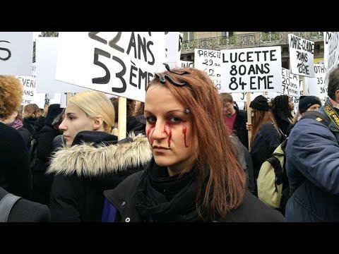 سلسلة إجراءات حكومية في فرنسا لمكافحة ظاهرة العنف ضد المرأة  - 09:00-2019 / 12 / 5