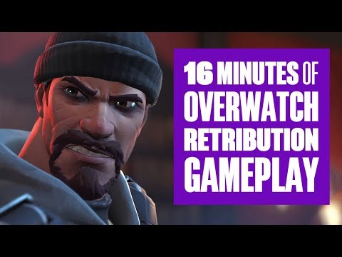 16 minutes of Overwatch Retribution Gameplay (Overwatch Archives)