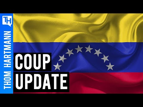 Will Sanctions Starve Venezuelans into Backing White Supremacist Coup?