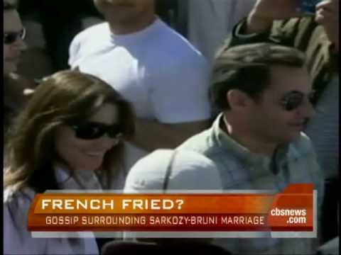 Nicolas Sarkozy, Carla Bruni's Rumored Affairs