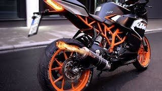 Top 125 CC Motorcycle Exhaust Compilation (Yamaha, KTM, CBR & more...)