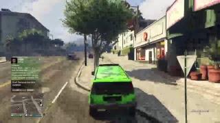 GTA V  PS4[SK] :LiveStream ONLINE
