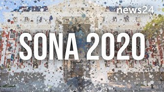 WATCH LIVE | In studio with News24 at SONA 2020