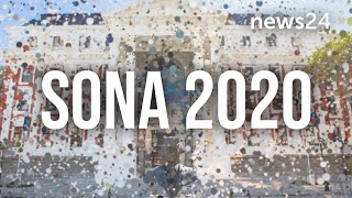 WATCH LIVE   In studio with News24 at SONA 2020