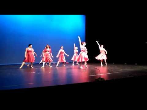 Festival Fí de curs NOU DANSA, juny 2016. Teatre Plaza, Catelldefels