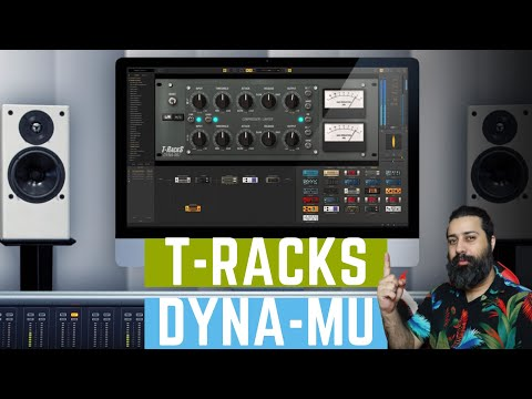 IK Multimedia T-Racks 5 Dyna MU [Simulação do Manley]