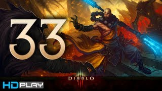 Diablo 3 - Monk Gameplay | Playthrough Act 3 Part 33 | Arreat Crater PC | HD