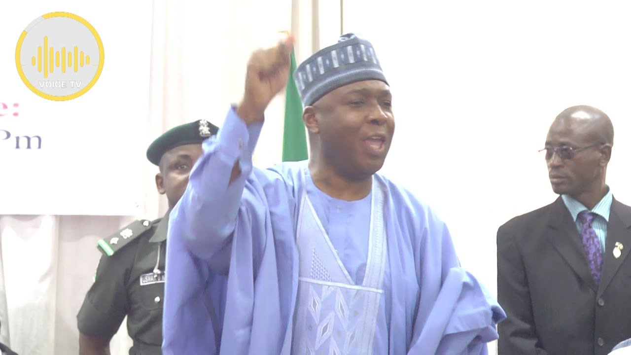 Download Saraki And Kwankwaso We  Are Fully Back To PDP