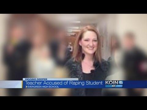 Cherokee hs teacher arrested