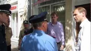 Парикмахерскую в Житомире пытались опечатать - Житомир.info