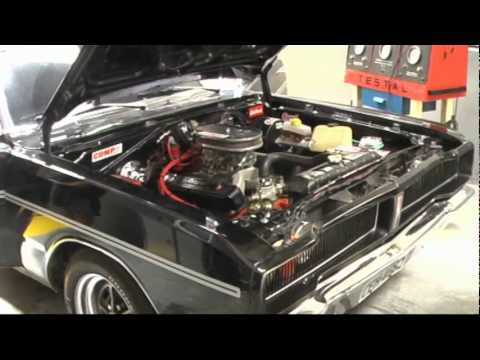 Doj 195 O Brasil Dodge Charger R T Dinamometro Youtube