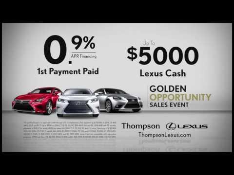 Thompson Lexus - Doylestown Pennsylvania