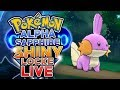 LIVE SHINY MUDKIP SOFT RESETTING Pokemon Alpha Sapphire ShinyLocke Shiny Hunting W HDvee mp3